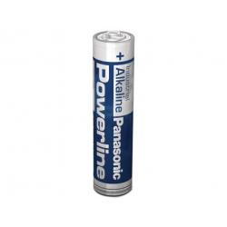 Baterie Panasonic 1,5V AAA Powerline - Alkalická