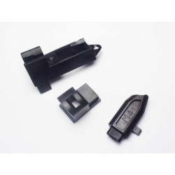 Magazine lip, rubber seal and follower, WE M4 Open Bolt PMAG