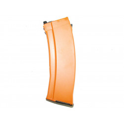 GHK CO2 Magazine for AKS-74 GBB - orange