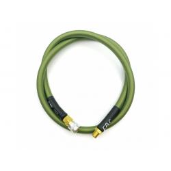 HPA Mk.II - QD female + 1/8NPT - 100cm hose with holster - olive