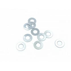 Vymezovací podložky pro osičky 4mm - 0,2mm