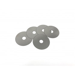 Podložka mechaboxu V2-AR15 - 0,1 mm (5ks)