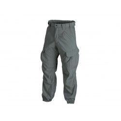 LEVEL 5 Mk2 Trousers - Soft Shell - Alpha Green, SIZE M