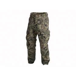 LEVEL 5 Mk2 Trousers - Soft Shell - PL Woodland, SIZE M