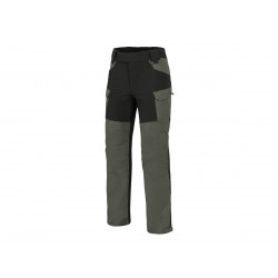 HYBRID OUTBACK PANTS® - Taiga Green / Black A, S-Regular