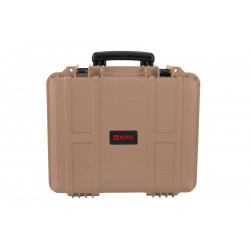 MEDIUM EQUIPMENT HARD CASE TAN