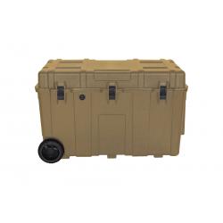 NP Kit Box Hard Case TAN