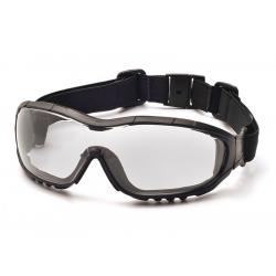 Protective goggles V3G EGB8210ST, anti-fog - clear