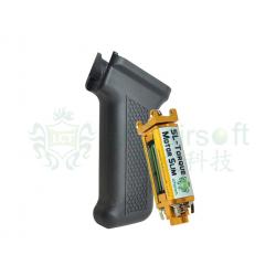 SL-Torque Motor Slim+LCK104 Slim Pistol Grip(BK)
