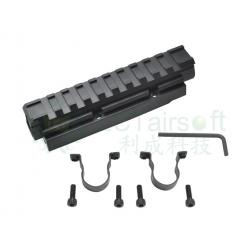 AK Forward Optical Rail System(118.5mm in length)