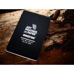 All Weather Notebook 96 mm x 148 mm, 30 sites - BK