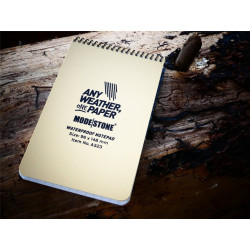 All Weather Notebook 96 mm x 148 mm, 30 sites - COYOTE