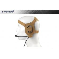 Taktický headset Elite II, pískový