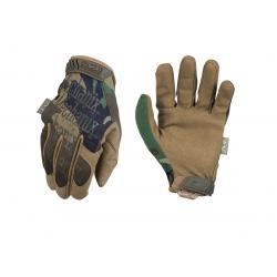 Taktické rukavice MECHANIX (The Original) - Woodland, S
