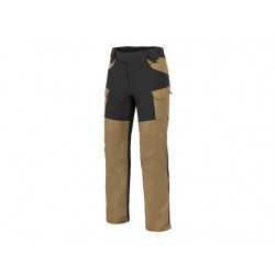 HYBRID OUTBACK PANTS® - Coyote / Black A, S-Regular