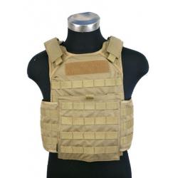 PANTAC MOLLE Tactical PC Vest Full Set ( Khaki )