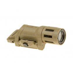 LED Svítilna Weapon Mounted Light, písková