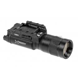 LED svítilna X300V - černá