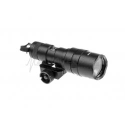 LED svítilna M300B Mini Scoutlight - černá