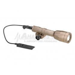 LED svítilna M600P Scoutlight - písková