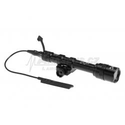 LED svítilna M600AA Mini Scoutlight - černá