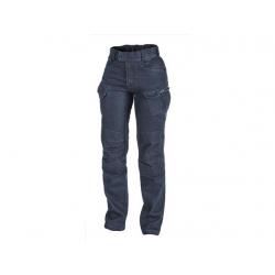 Kalhoty dámské UTP® URBAN TACTICAL rip-stop DENIM BLUE, 28/32