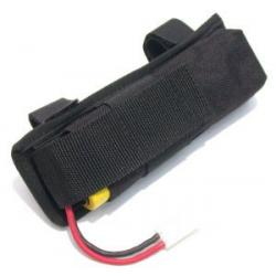 Adjustable External Battery Pouch