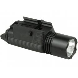 M3 LED Flashlight ( Black )