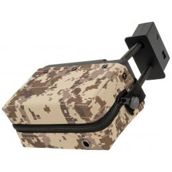 M249 Box Mag 1500rds Digtal Desert (A&K)