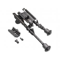 CYMA Bipod Harris, universal with rail adaptor (M030)