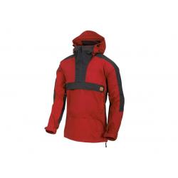 WOODSMAN Anorak Jacket® - Crimson Sky / Ash Grey, SIZE S
