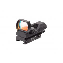 Dot sight 20x33 mm, red