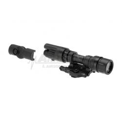 LED svítilna M952V - černá