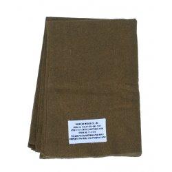 Blanket US repro - brown