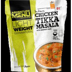 Lightweight Chicken Tikka Masala with basmati rice 400g
