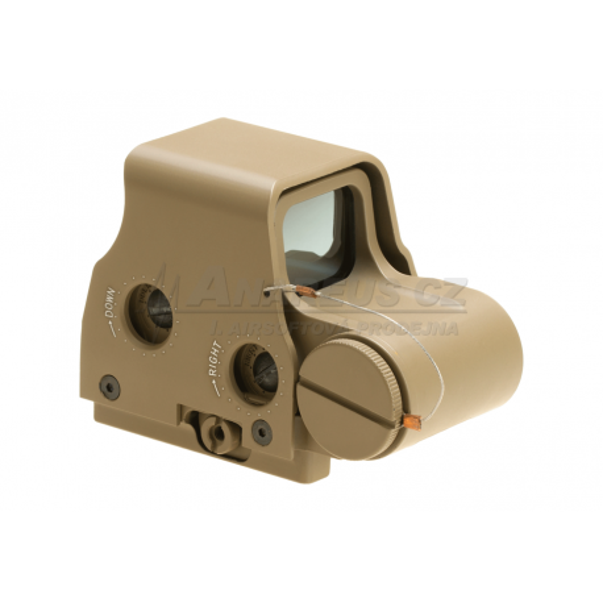 Aim-O XPS 2-0 Red Dot TAN