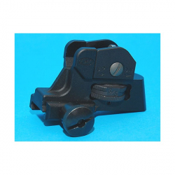 G&P Mk18 DX LMT Rear Sight For Airsoft