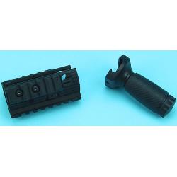 Shotgun ForeArm Set for Marui M870 (Short)