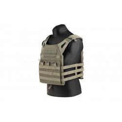 JPC plate carrier 600D vest (OLIVE)