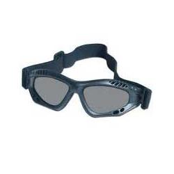 Brýle Commando AIR - černé - tmavé