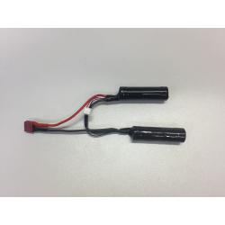 Baterie 7,4V / 2100mAh 35C Li-ion - dvojdílná