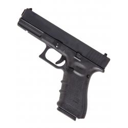 R17 (G001B-B) Gen4, metal slide, GBB, black - CZ flag