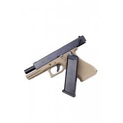 R18C (G002A-T) Gen3 - kovový závěr - pískový, blowback