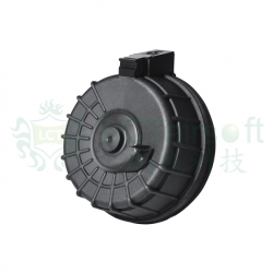 LCK-16 2000rds AK Electric Winding Drum Magazine