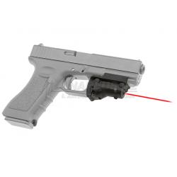 Červený laser s modulem pro Glock