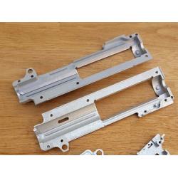 CNC Upper děleného mechaboxu V2 - QSC