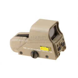 AIM-O Advanced 551 red/green dot sight - TAN