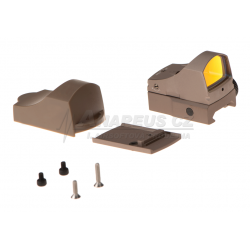 Docter (DCT) Red Dot Sight - TAN