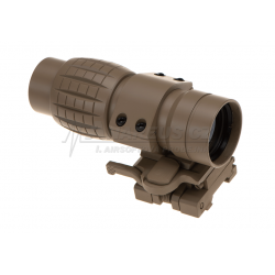 4x35 FDX Magnifier Scope - TAN
