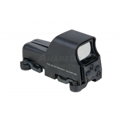 Aim-O Advanced 553 red/green dot sight - Black